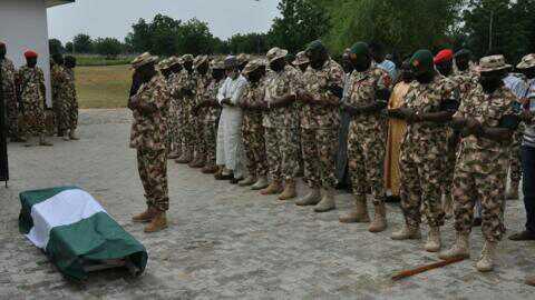 18 more soldiers died in Boko Haram bomb blasts in Borno