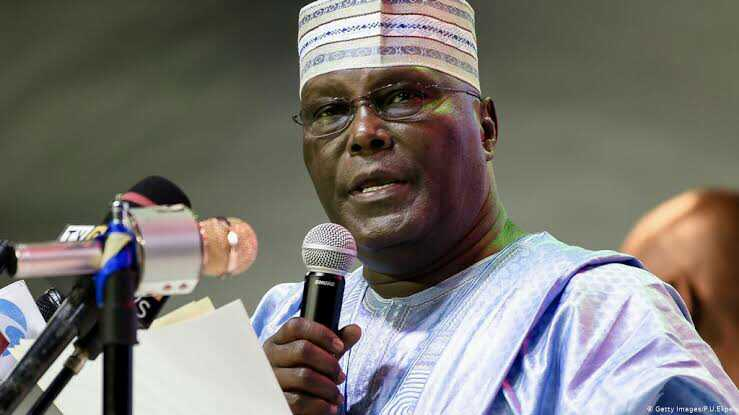 Atiku joined campaign to end SARS, said SARS is evil